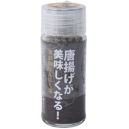 三洋産業 和だしパウダー 「唐揚げが美味しくなる!」黒胡椒にんにく塩 30g