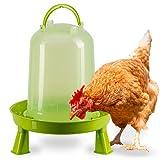 FARMZ - Abbeveratoio per galline, pulcini e conigli - rialzato - abbeveratoio automatico pollaio per polli