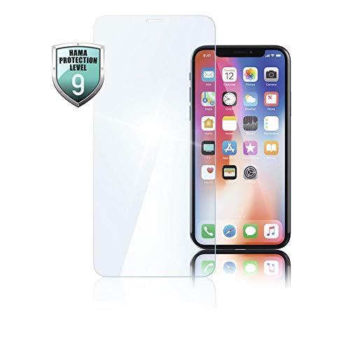 Preisvergleich Produktbild Hama Premium Crystal Glass Displayschutzglas Passend für: Apple iPhone XS 1St.