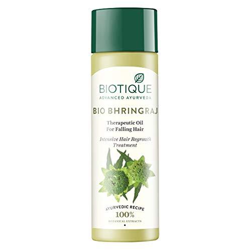 Biotique Bhringraj Therapeutic Oil For 200Ml Falling 6.76Fl Ranking TOP18 Hair Sale Special Price