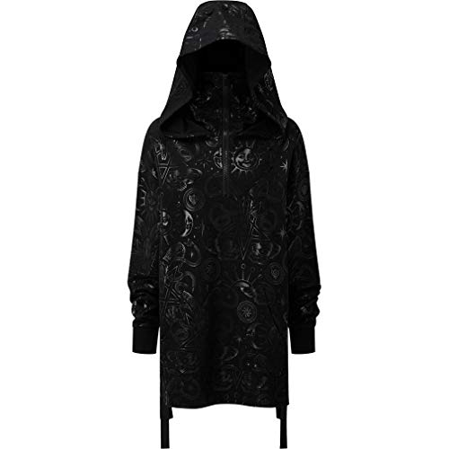 Killstar Kapuzenpullover - Beyond Black M