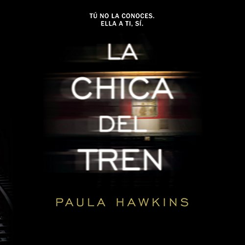 La Chica del Tren [The Girl on the Train] cover art
