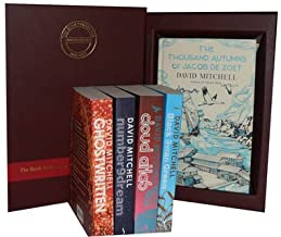 David Mitchell Series Collection Pack: Cloud Atlas, Black Swan Green, Number9dream, Ghostwritten, the Thousand Autumns of ...