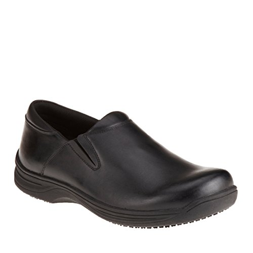 Genuine Leather Slip Resistant Work Shoes for Men