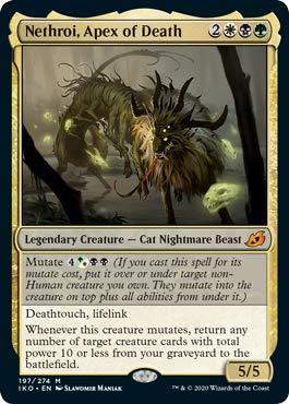 Nethroi, Apex of Death