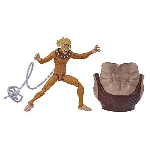 Hasbro Marvel Legends Series - Wild Child (Action Figure da 15 cm, da Collezione Build-A-Figure)