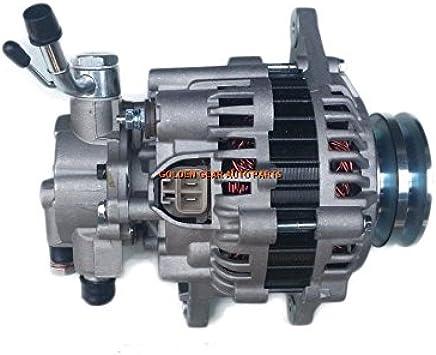Alternator Mitsubishi 4D55 4D56 Pajero Double Pulley 110 Amp