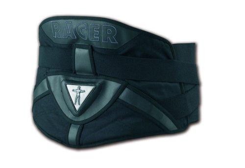 Racer Cult 1014 PCM Motorbike Kidney Belt, Black, 2XL