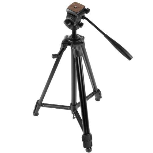 Walimex FW-3950 - Trípode semiprofesional con rótula (155 cm)