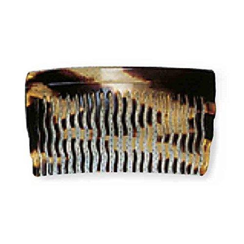 mächtig Efalock Professional Celluliod Havana Plugin Comb, 1 Packung, (1 × 2)