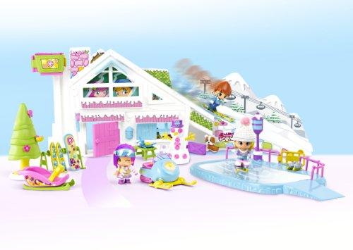 Pinypon – Lodge Playset de esquí (700010512)