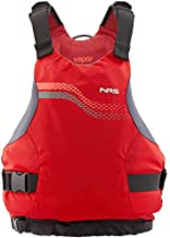 NRS Vapor Kayak Lifejacket (PFD) (Red, X-Large/XX-Large)