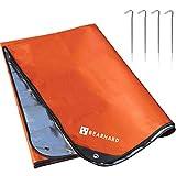 Bearhard 5.0 - Manta de emergencia resistente para senderismo, camping