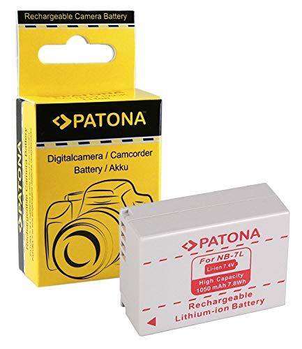 Batteria NB-7L per Canon PowerShot G10 | G11 | G12 | SX30 IS