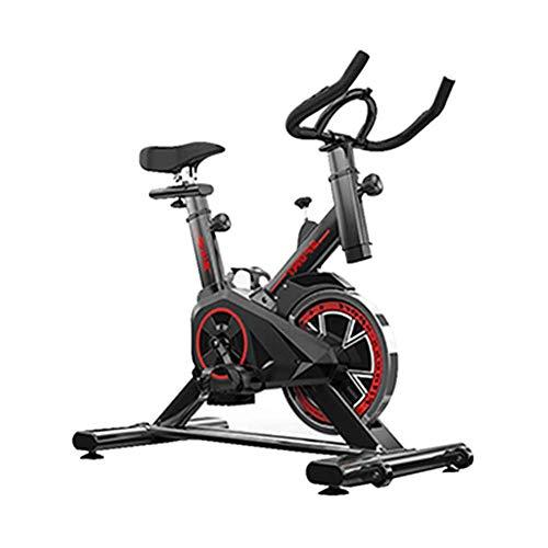 ZCYXQR Bicicleta estática Hogar Ultra silencioso Pedal de pérdida de Peso para Interiores Bicicleta estática Bicicleta para Spinning Equipo de Fitness para Interiores (Deporte Interior)