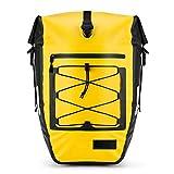 Best Bike Panniers - Gonex Bicycle Panniers Waterproof Bike Bag Pannier Rear Review