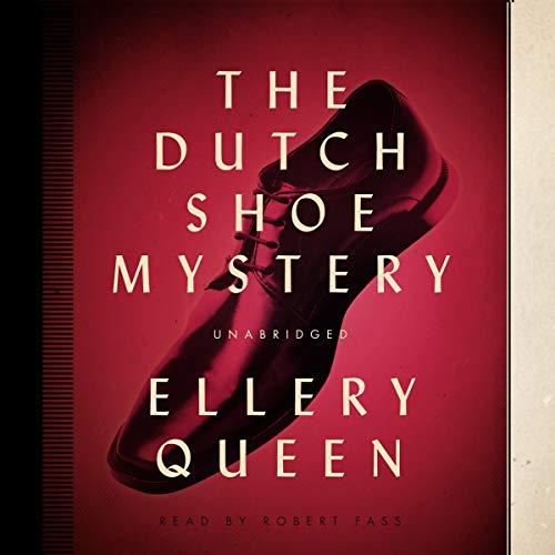 『The Dutch Shoe Mystery』のカバーアート