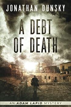 A Debt of Death  Adam Lapid Mysteries
