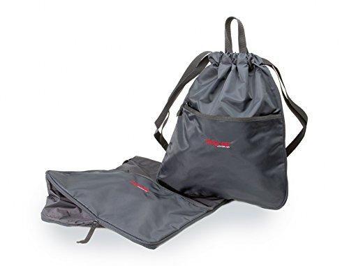 Ultraleichter Rucksack für Damen, Herren & Kinder | auch als Gymbag oder Turnbeutel tragbar | Multifunktions-Sporttasche/Sportbeutel | Nutzbar als Fahrradtasche, Handgepäck oder kleine Reisetasche