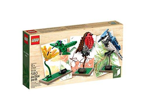 LEGO 301522 21301 - Set de Piezas de construcción de Aves Silvestres