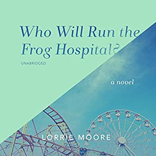 Who Will Run the Frog Hospital? audiobook cover art