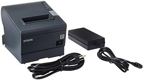 Epson C31CA85084 TM-T88V Thermal Receipt Printer (USB Serial PS180 Power Supply)