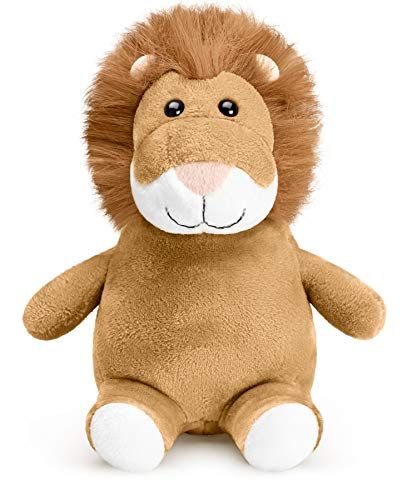 Mousehouse Gifts - Lion en peluche Big Belly - très doux/amu