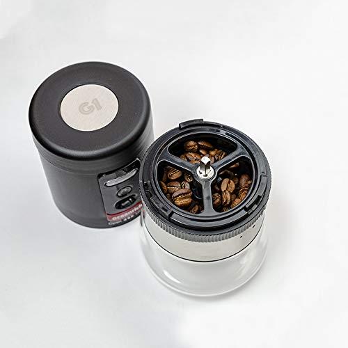 ユニーク『oceanrich自動コーヒーミルG1』