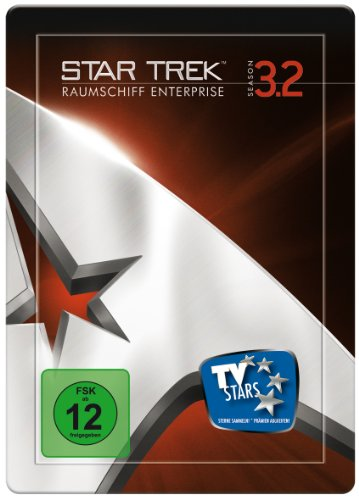 Raumschiff Enterprise - Staffel 3.2, Remastered (3 DVDs im Steelbook)