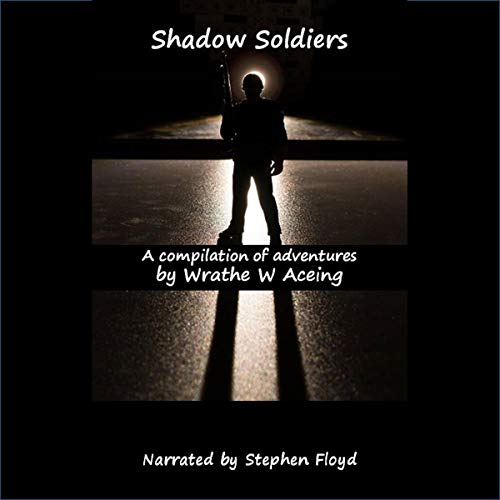 Shadow Soldiers audiobook cover art