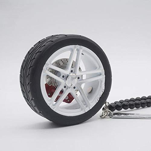 ZYGJ Metall Radnabe Auto Anhänger In Auto Innendekor Für Auto Rückspiegel Hängen Zubehör Geschenke Ornamente Auto Anhänger,A5