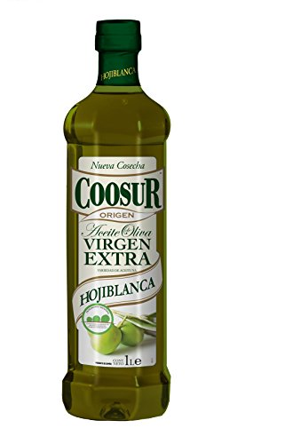 Aceite de oliva virgen extra hojiblanca coosur, 1l