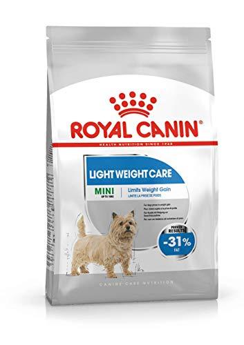 3 KG Royal canin mini light weight care hondenvoer
