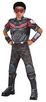 Rubie s Costume Captain America  Civil War Falcon Deluxe Muscle Chest Child Costume Small
