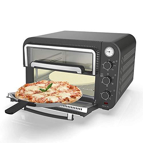 Imetec Gourmet 300C Pro Elektrische oven, 2200 W, 60 V, donkergrijs/zilver