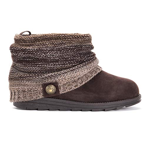 MUK LUKS Women's Patti Boots - Brown