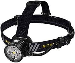 Nitecore HU60 hoofdlamp met draadloze besturing