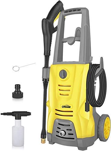 classement un comparer Nettoyeur haute pression électrique Oasser1400W 125Bars 380L / H Nettoyeur haute pression…