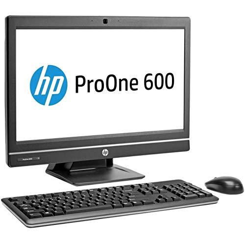 HP - PC Desktop 21 pouces ALL IN ONE ProOne 600 G1 - i3, 4Gb RAM, 500GB HDD (Ricondizionato)