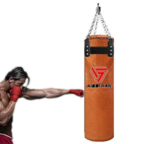 Zware Tassen, Bokszakken, Hangend, Sport En Buitenshuis Verbeter De Fysieke Flexibiliteit Voor Training, Fitness En Sport,Brown,1.6m