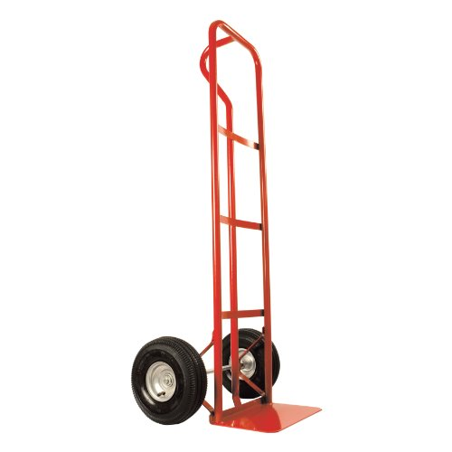 Performance Tool W41060 Heavy Duty Steel Hand Truck With Extra Large Toe Plate