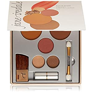 jane iredale Pure & Simple Makeup Kit   4 Essentials to Complete the Look   Includes Mineral...