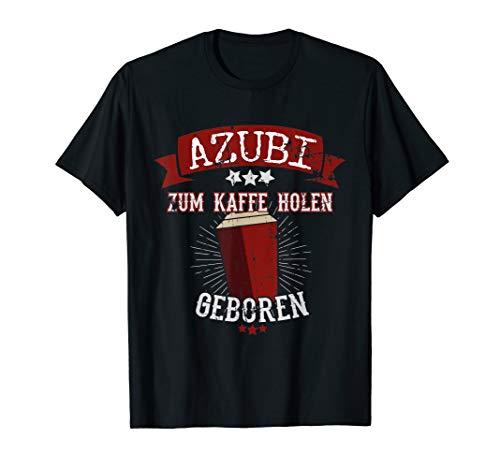 Azubi Auszubildender Ausbildung Geschenk T-Shirt