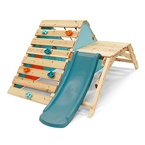 "Plum Toddler Wooden Playcentre"" Climbing Frame"