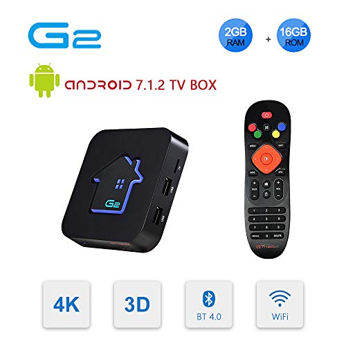 Android TV Box 7.1.2