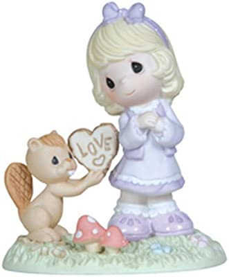 Precious Moments Bless Your Whittle Heart Figurine