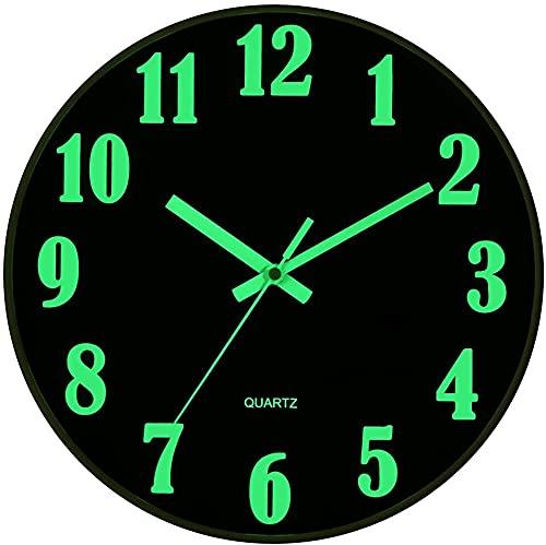 orologio da parete notturno Luminoso Orologio da Parete