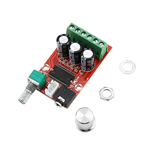 ghfcffdghrdshdfh YDA138-E Audio Amplifier Board 8W 8W 12W 12W 12W 12W Dual Mode HiFi Dual Channel Stereo Digital Amplifier Board DC12V for Yamaha
