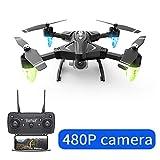 Drone télécommandé Photographie aérienne Longue Vie Transmission Avion Jouet (Caméra 5m)