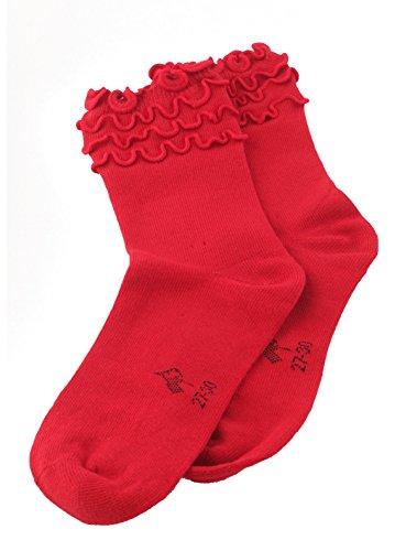 Frou Frou Socken Bonnie Doon (19/22, Strawberry(Rot))